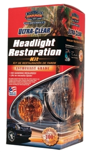 Picture of Ultra-Clear® Headlight Restoration Kit